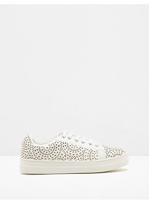 Koton Sneakers Ayakkabı Beyaz